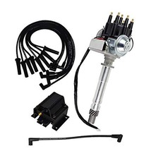 A-Team Performance Ready 2 Run Distributor, 8.0mm Spark Plug Wires, 50k Volts E- image 2