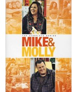 Mike & Molly the Complete Series (18 Disc Box Set DVD) Brand New - $38.95