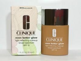 Clinique Even Better Glow Light Reflecting Makeup #98 Cream Caramel SPF15 - $15.95