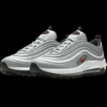 New Nike Air Max 97 G NRG Golf Shoe Buyers Choice! Silver Bullet Multipl... - $249.00