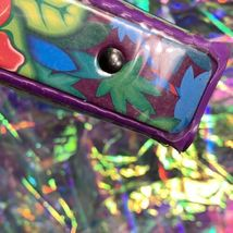 EUC RARE VINTAGE Lisa Frank 3 Ring Trapper Keeper Binder Rainbow Tiger Trio 90s image 7