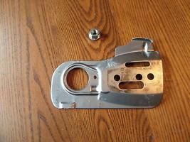 Husqvarna 445 Chain Inner Guide Plate W/Bar Nut - OEM - $14.95