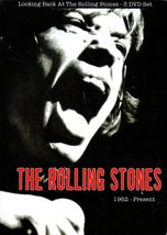 The Rolling Stones 1962-Present: Looking Back... (DVD, 2003, 3-Disc Set)... - $10.60