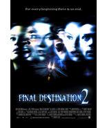 2003 FINAL DESTINATION 2 Movie Poster 13x20 NEW Horror Film Sequel - $8.99