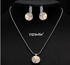Wedding Jewelry - Women bridesmaid jewelry set (01) Crystal Vintage - $12.99