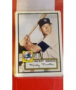 """2006 topps """"rookie of the week"""" baseball cards w/ (2)mickey mantles - $16.83"""