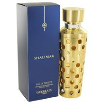 SHALIMAR by Guerlain Eau De Toilette Spray Refillable 3.1 oz for Women - $133.95
