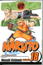 Naruto 18 Tsunade's Choice Masashi Kishimoto Manga Graphic Novel Shonen ... - $5.00