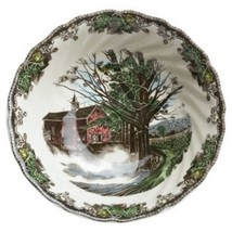Vegetable-SALAD BOWL FRIENDLY VILLAGE JOHNSON BROTHERS NEW (S) - $29.69