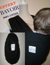 ✨Écharpe de portage BEBE CALIN, Porte-bébé qualité et multifonctionnel -... - $42.29