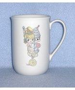Enesco Precious Moments Act Together Cup Mug 1984 - $4.99