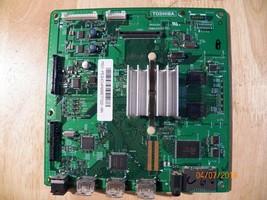 Toshiba  46RF350U  V28A00054701  POE434 Main Board FREE SHIPPING    A881 - $36.50