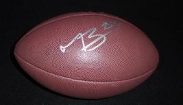 Tyler Boyd Signed Full Size Wilson NFL Football Bengals Pitt Clairton HS - $140.24