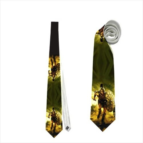 Primary image for Necktie tie troy greek achilles gods sparta iliad
