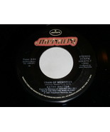 Kathy Mattea Train Of Memories Evenin 45 Rpm Record Vintage Mercury Label - $12.99