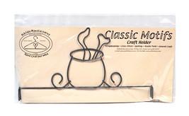 Clásico Detalles Bruja Caldero 30.5cm Cabecera - $16.97