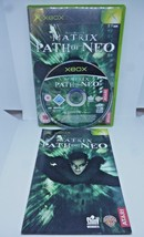 The Matrix: Path of Neo (Microsoft Xbox, 2005) Near Mint Excellent Condi... - $9.18