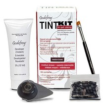 Professional Hair Color Tint Kit, Medium Brown, 20 Applications - $40.58