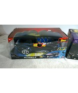 Batman Electronic Batmobile Lot x2 Mattel Extreme Power & Action Factory... - $65.78