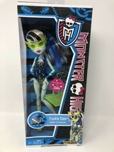 Monster High Justice Exclusive Frankie Stein Swim Class Swimsuit Doll 20... - $24.13