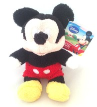 """Mickey Mouse Clubhouse 8"""" Soft Plush Toy So Cut... - $15.02"""
