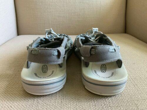 KEEN Uneek Gray Woven Slingback Sport Sandals Womens US 11 EUR 42 image 5