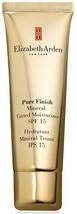 Elizabeth Arden Pure Finish Mineral Tinted Moisturizer SPF 15 1.7oz Medi... - $7.37