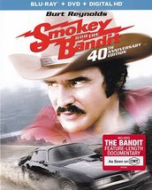 Smokey and the Bandit 40th Anniversary Edition [Blu-ray/DVD] Walmart exclusive