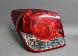 11 12 13 14 15 CHEVROLET CRUZE LEFT DRIVER SIDE TAIL LIGHT OEM - $59.39
