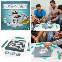 Upwords, Fun And Challenging Family Word Game With Stackable Letter Tile... - $30.86