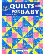 Even More Quilts For Baby - $7.16