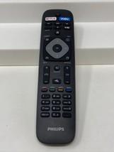 Phlips UM-4 IECR03 Oem Tv Remote 32PFL4507 F726PFL4507 F742PFL7603 47PFL4706 - $12.86