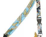 Wonder woman comic strip lanyard thumb155 crop