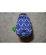 Vera Bradley Lunch Bunch Bag in Cobalt Tile New With Tag - $15.00