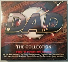 Dad The Collection Classic Rock Compilation Album 3 CD Set - $10.49