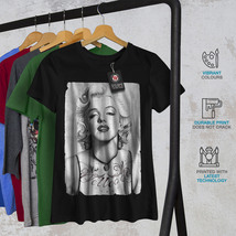 Marilyn Monroe Chick Shirt Lady Idol Women T-shirt image 13