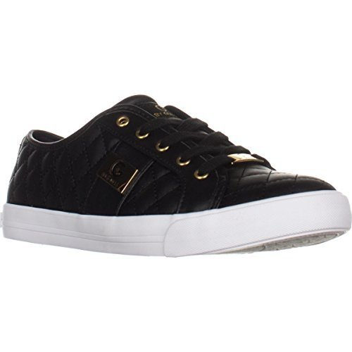 G by GUESS Backer2 Women's Lace-Up Sneakers Shoes (9.5, Black)