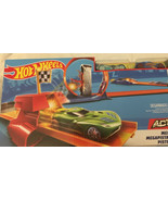 Hot Wheels Mega Rally Set Complete Track 2 Cars New In Box - $35.00