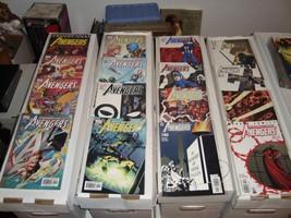 Avengers #456 - 480 + Annual Marvel Comic Book Run From 2001-03 NM Condi... - $32.75