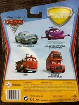 Sealed 2010 Mattel Pixar Disney Cars RED THE FIRETRUCK deluxe you figure  image 3