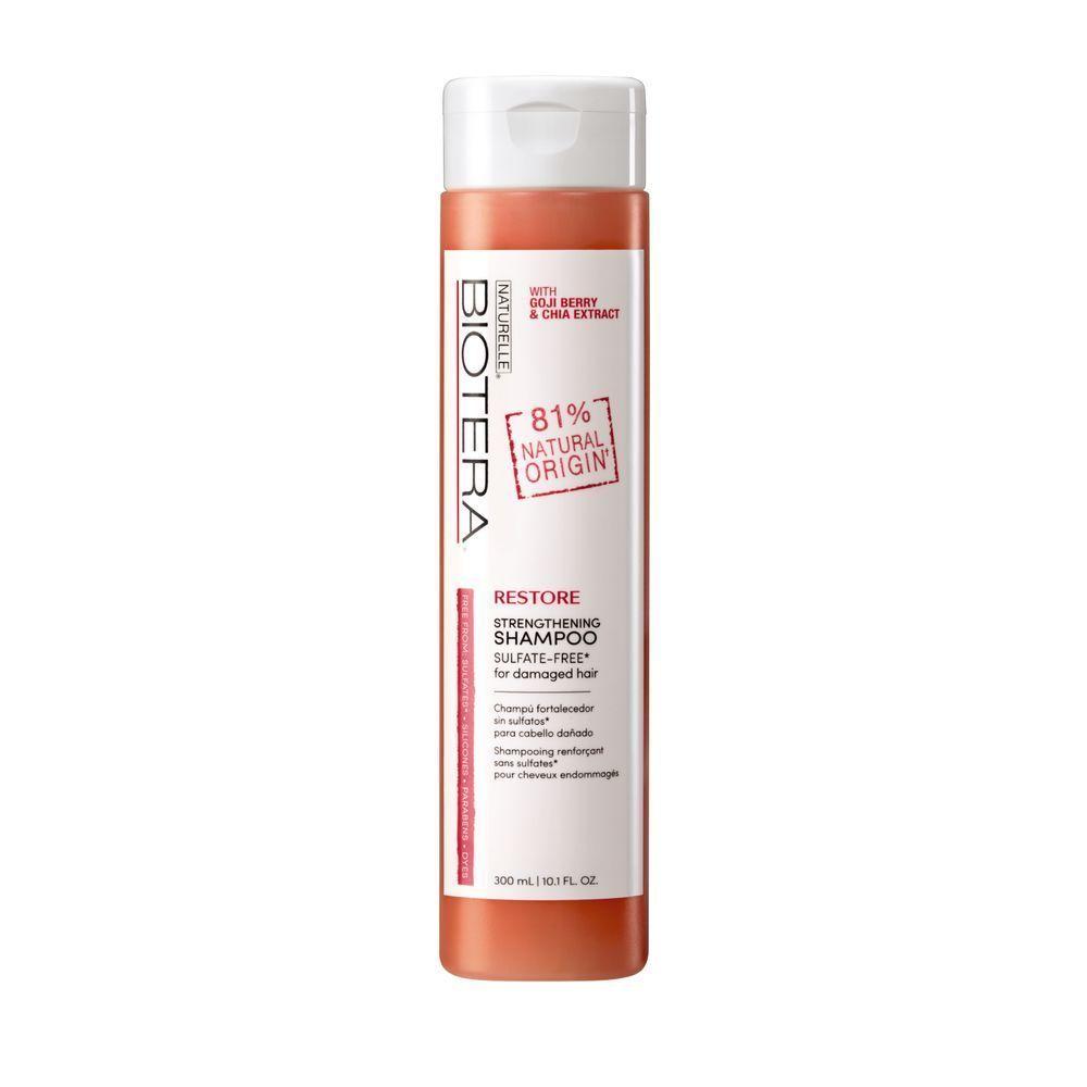 Biotera Natural Origin Restore Strengthening Shampoo 10.1 oz