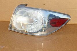 07-09 Mazda CX7 CX-7 Taillight Tail Light Passenger Right RH image 4