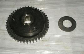 03 Suzuki GSXR 600 Crankshaft Gear STARTER CLUTCH GEAR - $32.99