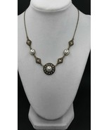 Vintage Style Pearlesque Necklace Avon - $6.95