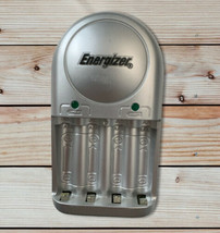 Energizer 4 Position Battery Charger Ni-MH AA /AAA Rechargeable  -Model ... - $9.06