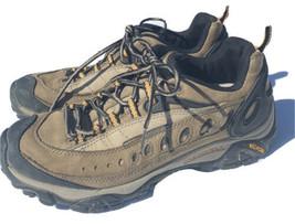 Merrell Women Shoe 10 Pulse II Continuum Vibram Trail Hiking Extra Arch ... - $31.68