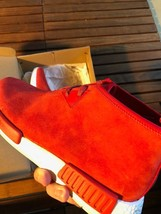 Adidas NMD Chukka Red Sneakers Size 44.5 - $162.97