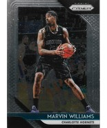 Marvin Williams Prizm 18-19 #40 Charlotte Hornets Atlanta Hawks Utah Jazz - $0.15