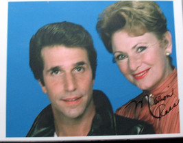MARION ROSS,MRS CUNNINGHAM (HAPPY DAYS) ORIGINAL AUTOGRAPH PHOTO (CLASSI... - $98.99