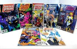 "LOT OF 7 ""DC Justice League"" Comic Books - $18.95"